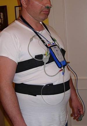 Monitoraggio Cardio Respiratorio